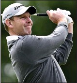 ??  ?? CritiCism: Stephen Gallacher is too 'iffy' for Ryder Cup action according to Tony Jacklin