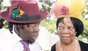 Shabba's mother shouts hallelujah after dancehall icon gets national award  - PressReader