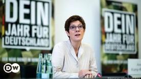 ??  ?? Verteidigungsministerin Annegret Kramp-Karrenbauer (CDU)