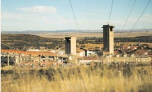 ?? TIMOTHY BERNARD ?? HARMONY, which acquired AngloGold Ashanti's Mponeng mine last year, says it has helped boost production and cash flow.   African News Agency (ANA)