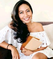 ??  ?? THE HEAD OF SCHED Self-Made Sunday Planner founder Ann Gacutan