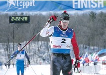 ?? JULIE OLIVER/OTTAWA CITIZEN FILES ?? About 2,500 cross-country skiers from 24 countries will be competing in Gatineau this weekend.
