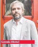 ??  ?? Gonzalo Blumel