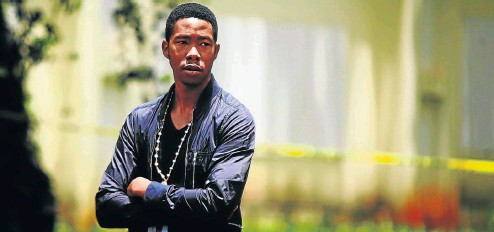 ?? Picture: Vathiswa Ruselo ?? Nelson Mandela's grandson Mbuso Mandela, who in 2015 was accused of raping a 15-year-old. In an affidavit at the time, he said he was unemployed, had two children and was expecting another one. He asked the court not to treat him as 'a Mandela' but...