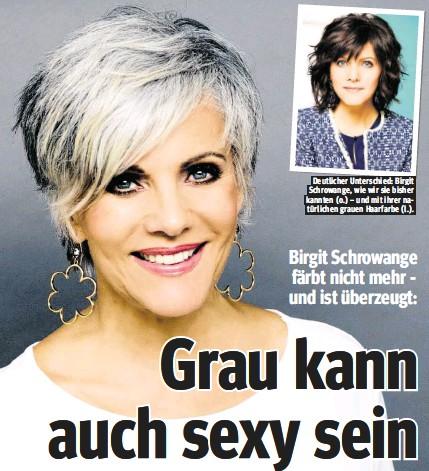 Sexy birgit schrowange Birgit Nude