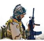 ?? Foto: dpa/Arman ?? Ein afghanischer Anti-Taliban-Kämpfer.