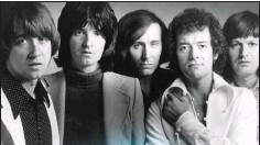 ??  ?? The Hollies.
