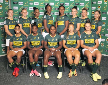 ?? Photo: Shaun Roy/Gallo Images ?? It would be ideal to have the same pathway for girls that boys have, says Rassie Erasmus, South Africa's director of rugby. While 85,000 men play the game at the senior level, only 3,000 women compete in the open division.