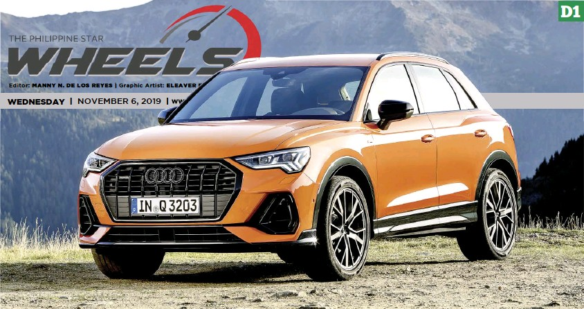 The Award Winning Suv All New 2020 Audi Q3 Arrives In The Philippines Pressreader