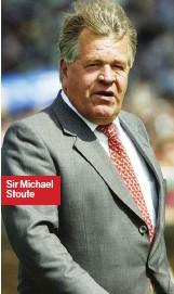 ??  ?? Sir Michael Stoute