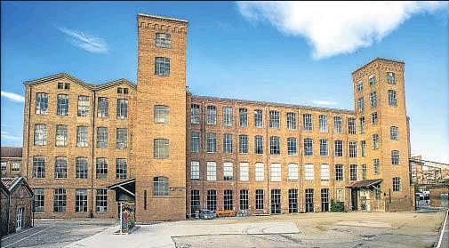 ?? ARCHIVO ?? Fábrica de Creación en la antigua Fabra i Coats en el distrito de Sant Andreu