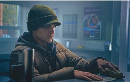 """?? PROVIDED BY PAUL ABELL/APPLE ?? Holland's Iraq War vet gets involved in bank robbing to fund his drug addiction in the coming-of-age film """"Cherry."""""""