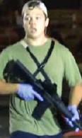 ??  ?? Vigilante: Kyle Rittenhouse