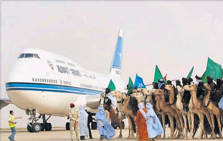 ?? [ Reuters ] ?? Die staatliche Kuwait Airways expandiert. Sie will im Sommer arabische Touristen nach Österreich bringen.