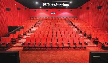 ??  ?? PVR Auditorium