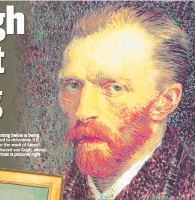 Pressreader Geelong Advertiser 2020 09 26 A Van Gogh For 60 At A Geelong Market