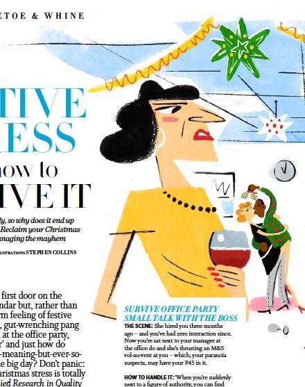 Pressreader Womens Health Uk 2016 12 12 Seasonal Stress