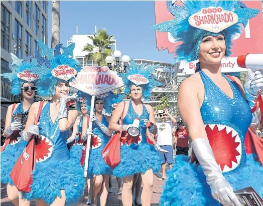 Pressreader Bangkok Post 2017 07 30 Sharknado Franchise Makes