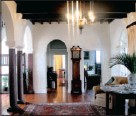 ??  ?? The plush interior of Botha House