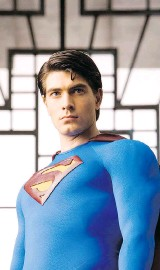 ?? FILES ?? Brandon Routh says that 20 years after Christopher Reeve played Superman, there was a need for him to 'transition' the role in Superman Returns.