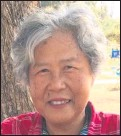 ?? LOS ANGELES COUNTY SHERIFF'S DEPARTMENT ?? Chyong Jen Tsai, 76, was found dead in the backyard of her Arcadia home on April 2019. The man accused in the brutal attack and death faces a shorter sentence under DA George Gascón's reforms.