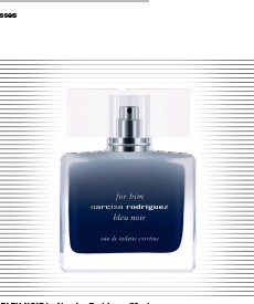 ??  ?? BLEU NOIR by Narciso Rodriguez 50ml