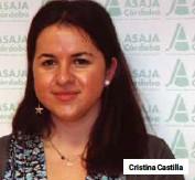 ??  ?? Cristina Castilla