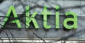 ?? FOTO: MESUT TURAN/LEHTIKUVA ?? Aktia bank siktar på dividendbeslut i januari. ■