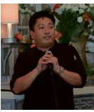 ??  ?? Taal Vista Hotel executive chef Jayme Natividad.
