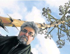 ??  ?? BOOK BUZZ: The acclaimed South African author Etienne van Heerden has a long association with the Eastern Cape town of Cradock, where a new festival is being organised to recognise his contribution to literature. Cradock has a vibrant festival...