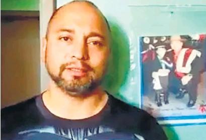 ??  ?? Carlos Alarcón, condenado por el asesinato de Catrillanca.