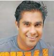 ??  ?? Kidesh Ramjettan
