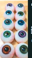 ??  ?? En el sitio de Real Doll cada cliente puede configurar su androide durante la compra. Por 99 dólares es posible escoger el tipo de pezón, entre 24 disponibles. Si quiere que tenga ojos hiperrealistas, con vasos capilares incluidos, le costará 25 dólares más.