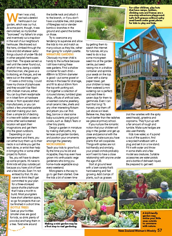 PressReader - New Zealand Woman\'s Weekly: 2018-04-30 - GARDEN