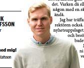 ?? FREDRIK GUSTAFSSON Reporter Prata med mig! fredrik.gustafsson @mitti.se ??