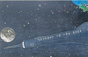 ?? ©Tom Hammick; Courtesy of Flowers Gallery ?? Star Path