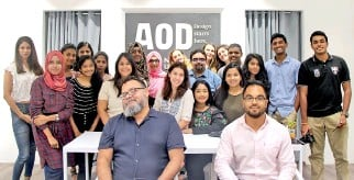 Pressreader Sunday Times Sri Lanka 2018 10 21 Aod S Creative Kandy Design Open House Brings Creative Talent From The Hills A Step Closer To Careers Of The Future