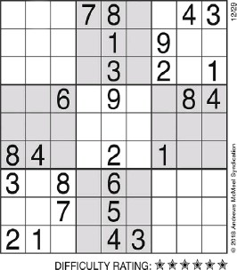 pressreader the dallas morning news 2018 12 29 sudoku puzzle