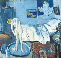 """?? THE ASSOCIATED PRESS ?? """"The Blue Room"""" will be one of more than 100 works featured in """"Picasso: Painting the Blue Period"""" exhibition at the AGO."""