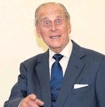 ??  ?? The late Duke of Edinburgh.