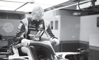 ??  ?? Після перемоги у «Формулі-2» Мік Шумахер підписав повноцінний контракт з командою «Ф-1» — «Хаас». Фото з сайта f1-portal.ru.