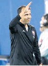 ?? VERNON BRYANT/TNS ?? Can Orlando City head coach Óscar Pareja lead the Lions to a second consecutive playoff appearance this season?