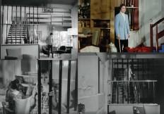 ??  ?? 10 10 Afilli Delikanlı, Gençlik Hülyaları ve Zehra filmlerinden evin merdiven yemek alanı ayrımına ilişkin görseller