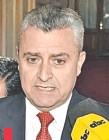 ??  ?? Juan Ernesto Villamayor, jefe de Gabinete Civil de la Presidencia. En nombre del Gobierno intentó negociar en secreto con PDVSA.