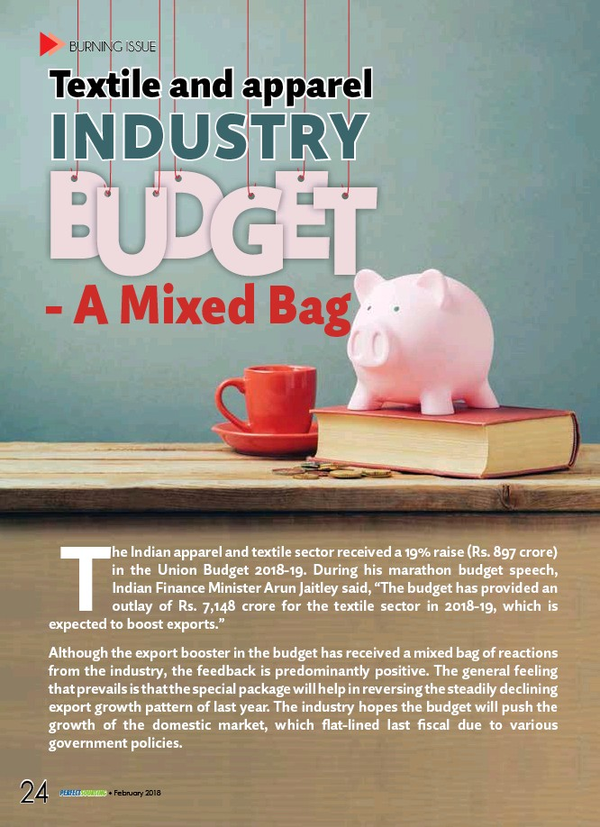 PressReader - Perfect Sourcing: 2018-02-28 - Textile and apparel