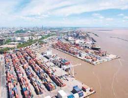??  ?? El comercio exterior arrojó saldo favorable
