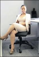 ??  ?? BRAIN CHILD: Sibabalwe Sesmani founded The Women's Youthpreneur Academy.