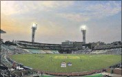 ?? GETTY IMAGES ?? Kolkata's Eden Gardens had infamously missed out on hosting the India-England match in the 2011 World Cup.