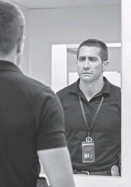 ?? PROVIDED BY GLEN WILSON/ NETFLIX ?? Jake Gyleenhaal filmed amid the pandemic.