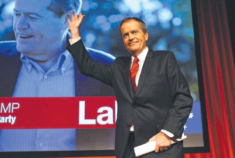 ??  ?? SERIOUS AND SINISTER: Conservatives are not the only ones questioning Opposition Leader Bill Shorten's recent behaviour.